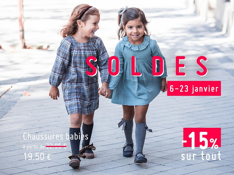 Soldes Chaussures Babies